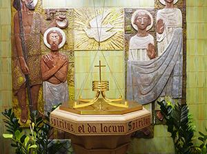 El sacrament del Baptisme